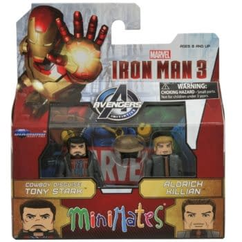 Hang On, Shane Black… Where Exactly Are All The Aldrich Killian Iron Man 3 Toys Anyway?