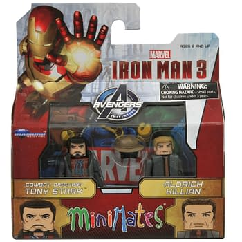 Hang On Shane Black&#8230 Where Exactly Are All The Aldrich Killian Iron Man 3 Toys Anyway