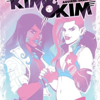 5 Page Preview Of Kim & Kim – When LGBTQ Bounty Hunters In Space Sing 'Jerusalem'