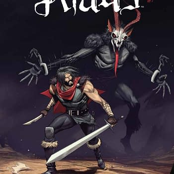 Only One Man Has To Work At Yuletime And Thats Me Advance Review Klaus #5
