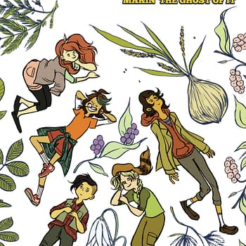 """""""So You Think You Can Witch"""" 40 Pages Of Lumberjanes Gold"""