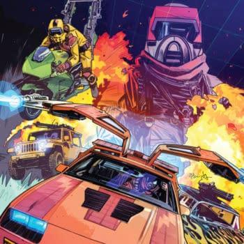 IDW To Publish M.A.S.K. Comic Series