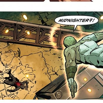 Midnighter &#8211 This Is The Comic That Goes Like This SPOILERS)