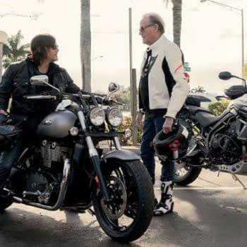 Norman Reedus Got Peter Fonda Into Crossbows