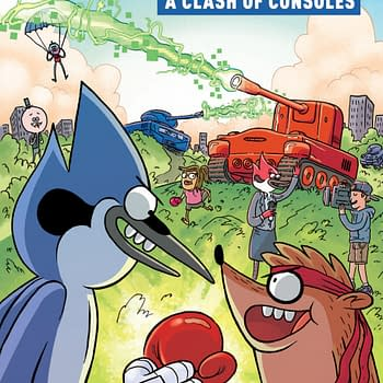 Not A Clash Of Kings…A Clash Of Consoles: New Regular Show GN Out This Week