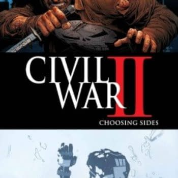 Civil War II Choosing Sides #3 And #4 Switch Issues, Add Creators And Covers