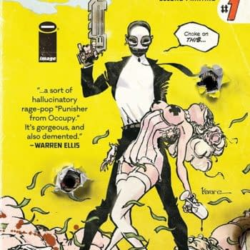 Second Prints For Civil War, Deadpool, Moon Knight, Renato Jones And Joyride