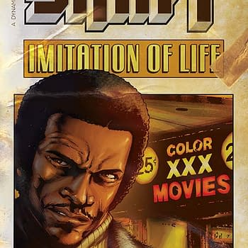 Writers Commentary &#8211 David F. Walker On Shaft: Imitation Of Life #4