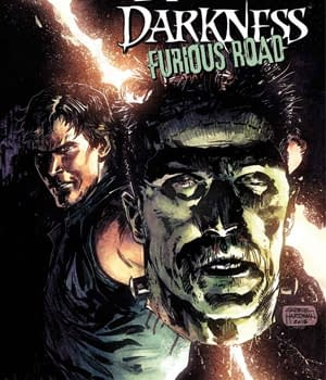 Army Of Darkness: Furious Road Is Nancy Collins Love Letter To The Evil Dead Franchise
