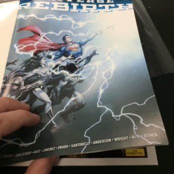 Warning! DC Universe: Rebirth #1 Spoilers Leak On Reddit. And You Won't Believe DC Comics Has Gone There…