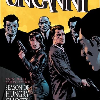 Free On Bleeding Cool &#8211 Uncanny #2 By Andy Diggle And Aaron Campbell