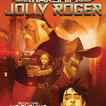Warship Jolly Rogers Sets Sail In July