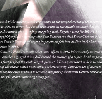 Alan Moore's Unearthing Videos Have Been Unearthed – And Will Go On Sale On Sunday