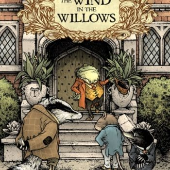 David Petersen Shows Us His Artwork Process For Wind In The Willows