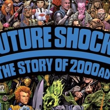 Future Shock! The Story of 2000AD Panel: Catching Up With Ian Edginton, Phil Winslade And Ian Richardson