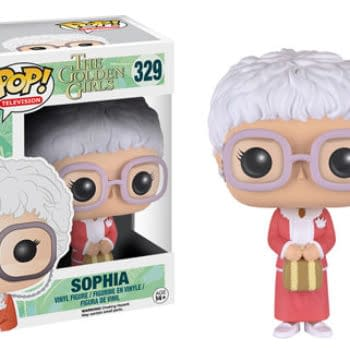 """""""Thank You For Being A Friend"""" Funko Takes On The Golden Girls"""