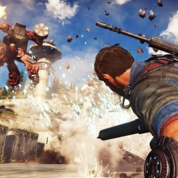 Just Cause 3 Is Getting Mech Suit DLC Very Soon