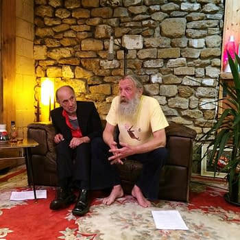 Alan Moore And Robert Goodman Have Recorded Frank And Nick Make You Sick