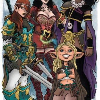 Artist Pushed Out For Roc Upchurch To Return To Rat Queens? (UPDATE)