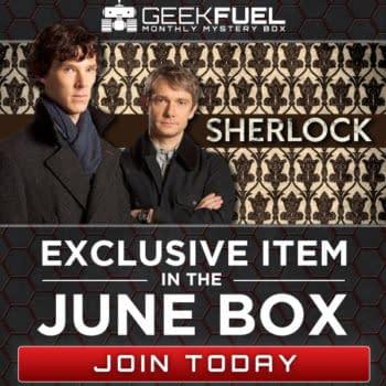 An Update For June's Geek Fuel Mystery Box