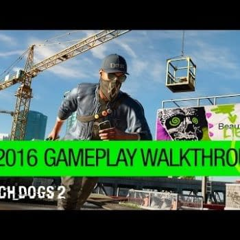 Watch Dogs 2 Gets First Gameplay Reveal At E3