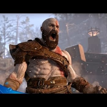 God Of War Has A Stellar Showing At E3 With Reboot Of The Series