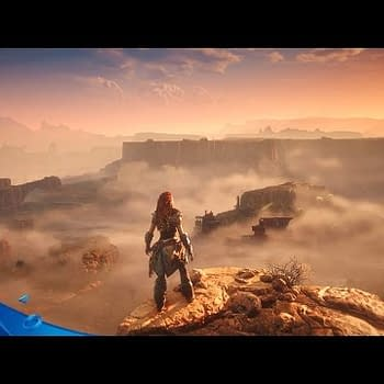 Horizon Zero Dawn Shows How It Will Actually Play At E3 Press Conference