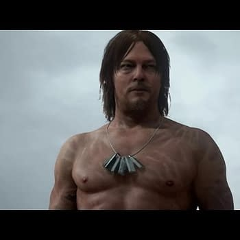Death Stranding  Is Hideo Kojimas New Game And It Features A Naked Norman Reedus