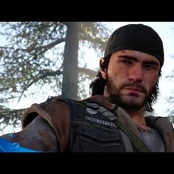 Days Gone Is Bend Studios New Game And It Features A Whole Lot Of Zombies