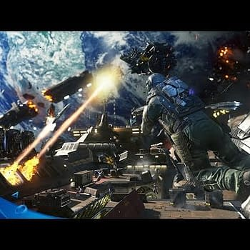 Call Of Duty: Infinite Warfare Gets A Spacetastic Gameplay Trailer
