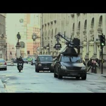 President Asher Gives Fathering Advice In London Has Fallen Clip