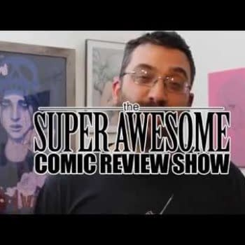The Super Awesome Comics Review Show: Mighty Thor, Rumble, Autumnlands Dept. H
