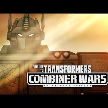 Prelude To Transformers Combiner Wars Starts With Optimus Prime
