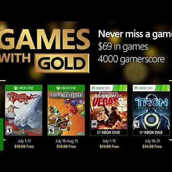 Banner Saga 2 Headlines Games With Gold In July