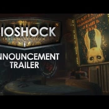 Bioshock: The Collection Announced In New Trailer