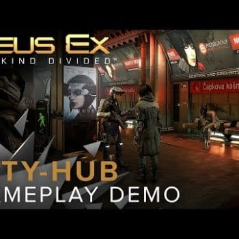 16 Minutes Of Deus Ex: Mankind Divided Footage Shown In Pre-E3 Stream
