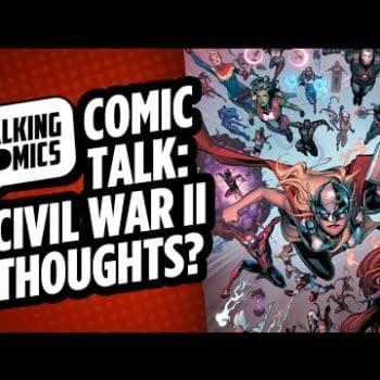 Talking Comics – Rebirth #1's, Civil War 2 #1's, Civil War 2 Discussion, & More!