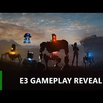 ReCore Shows Off Bright Roboty Fun At Microsofts E3 Conference