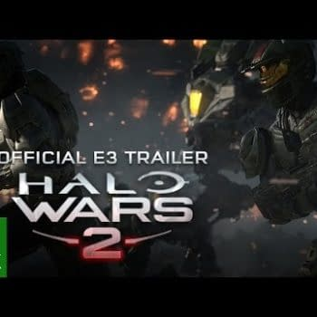 Halo Wars 2 Trailer Hits During Microsoft's E3 Press Conference