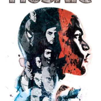 Geoffrey Thorne And Khary Randolph Create Mosaic For Marvel Comics, And Give Away A Freebie From Barnes & Noble