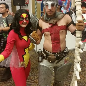 165 Cosplay Photos From Phoenix Comicon At 113 Degrees Farenheit