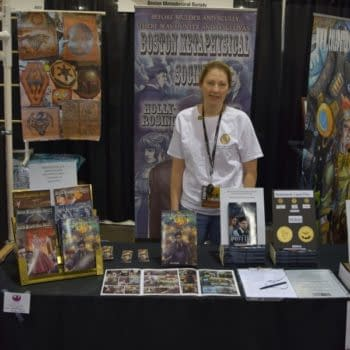Steampunk X-Files With The Boston Metaphysical Society