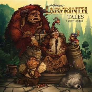 Cory Godbey Is Turning Jim Henson's Labyrinth Tales Into A Children's Book