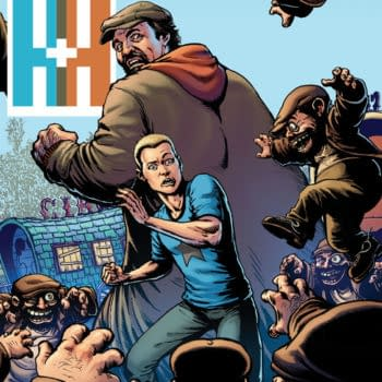 Archer & Armstrong Head For A Coulrophobic's Nightmare… Clowntown