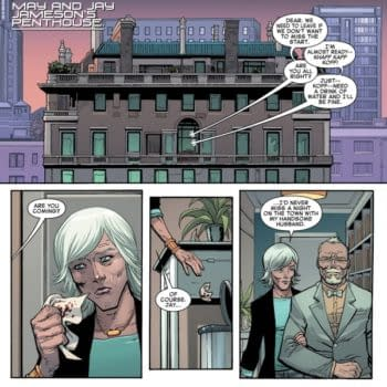 Is Aunt May Dying? You Know, Again?