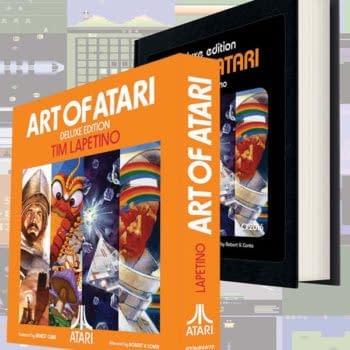Dynamite Tuesday: The Art Of Atari Deluxe Edition To Include 100 Games
