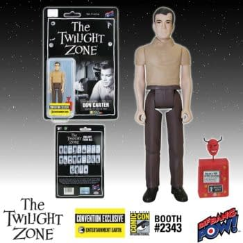 Shatner And Nimoy To Get Twilight Zone Figures