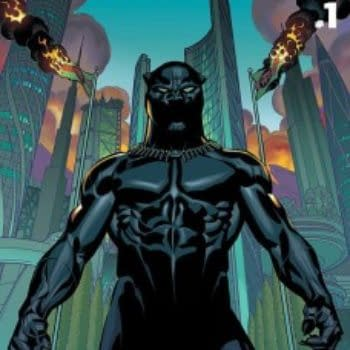 Black Panther And Black Widow Get Third Printings, DC Rebirth And Civil War Get Seconds