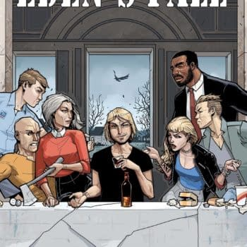 The Rise Of Eden's Fall – Matt Hawkins Talks Top Cow Crossover
