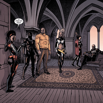Will Nick Spencer Give Us The Black Avengers After All